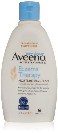 Aveeno-Psoriasis-Rosacea-Care-Aveeno-Eczema-Therapy-Moisturizing-Cream-12-Fluid-Ounce